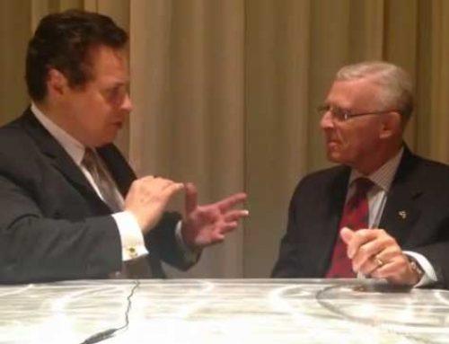 Darryl Davis Interviews Ron